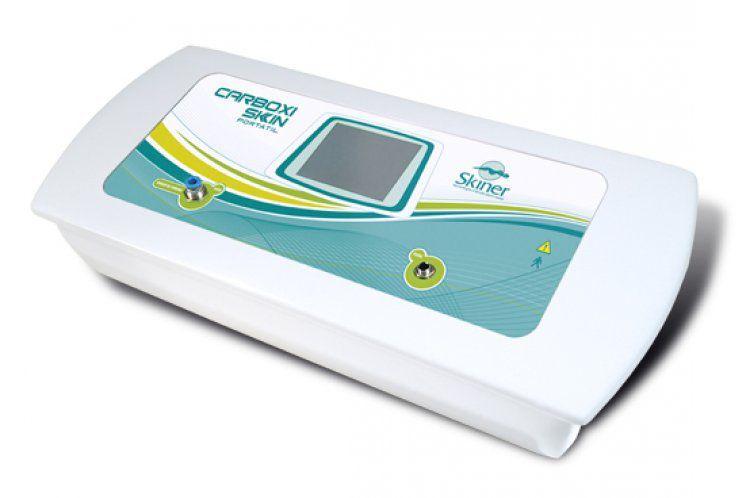 Carboxi Skin Portátil - Aparelho de Carboxiterapia -  Skiner