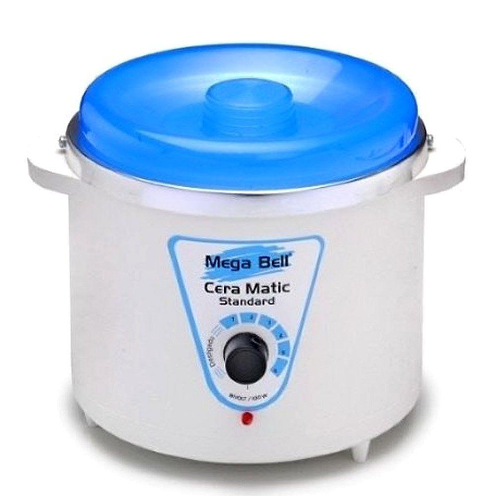Aquecedor de  Cera Matic Standard - 700g - Mega Bell