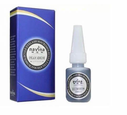Cola para Alongamento Navina Azul - WL Importação
