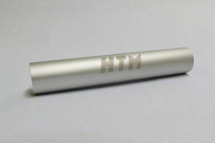 Corpo de Alumínio da Caneta Diamantada Facial- HTM