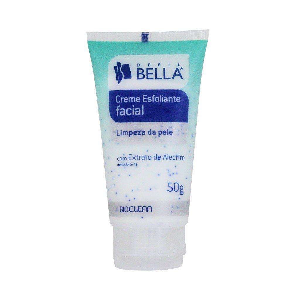 Creme Esfoliante Facial- Depil Bella