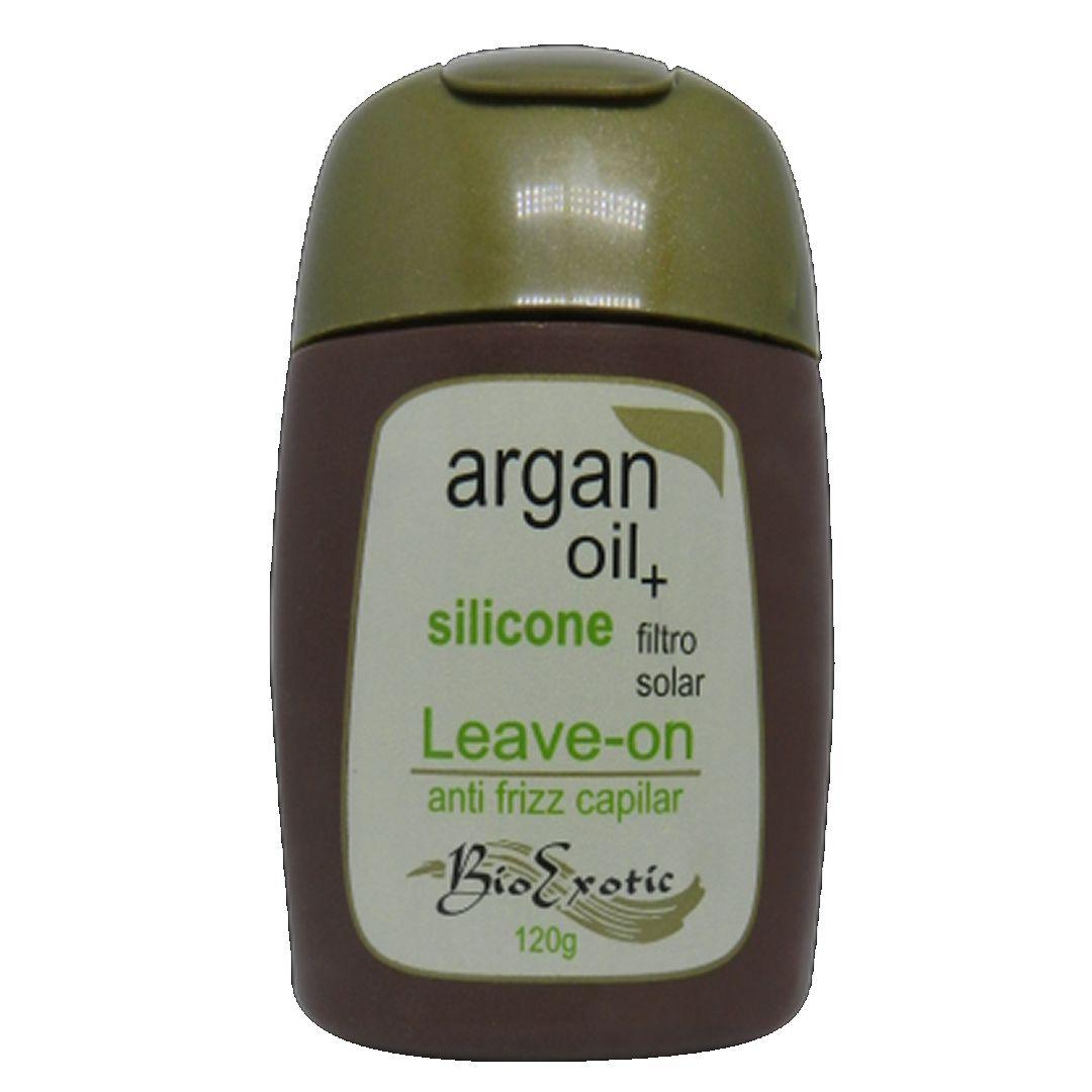 Creme Leave-on com Óleo de Argan- Bio Exotic