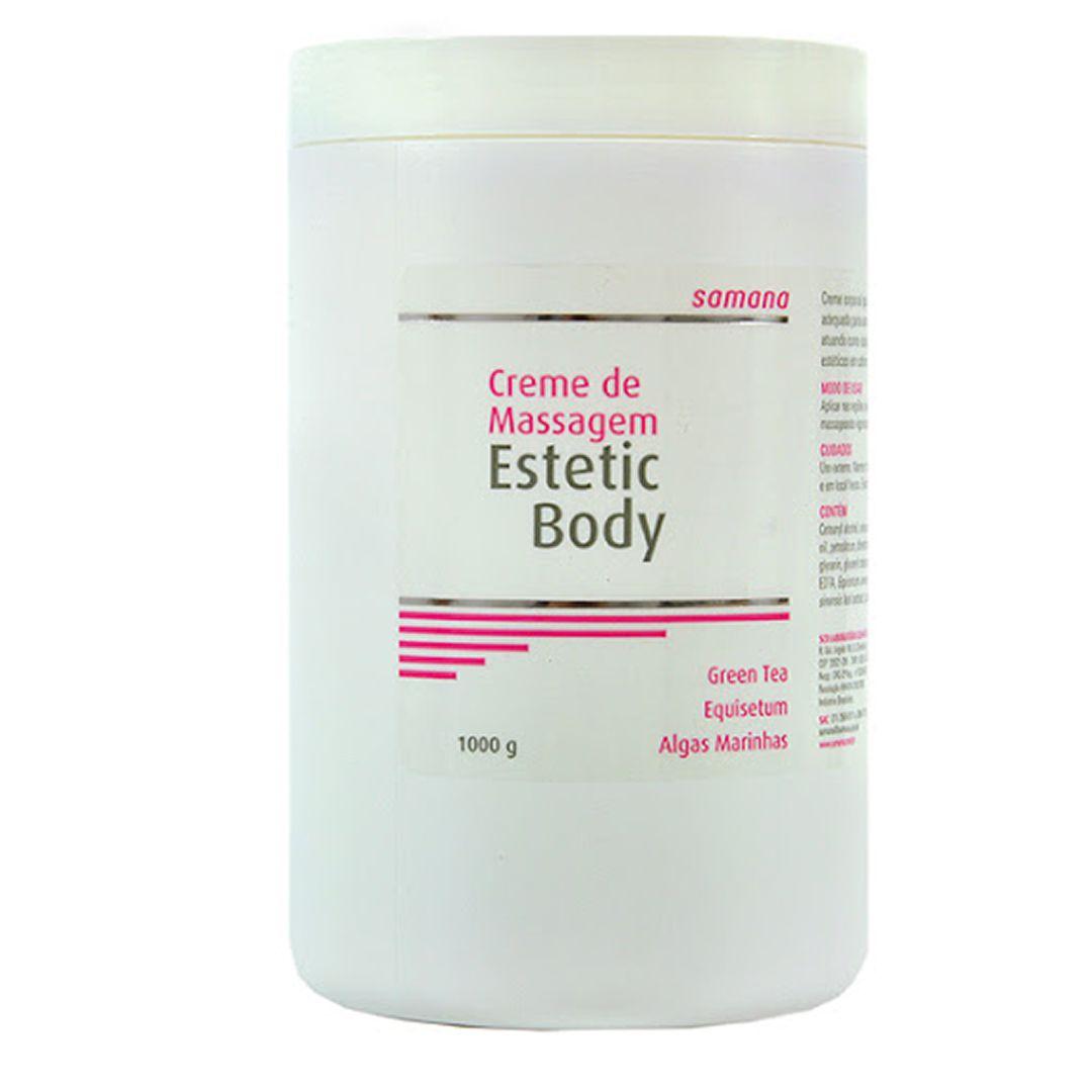 CremeMassagemEsteticBody-1kg/ Samana