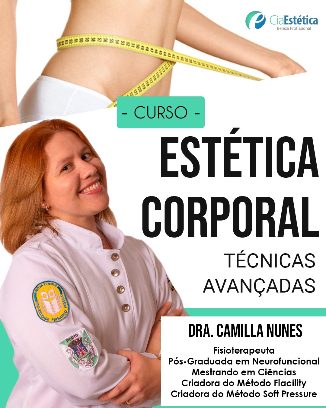 Curso de Estética Corporal Técnicas Avançadas