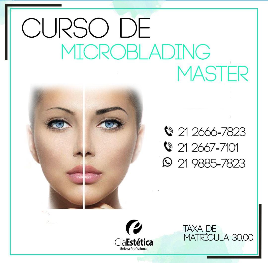 Curso de Microblanding Master Training 9 Técnicas (Brinde:  Aprenda a corrigir sobrancelhas com cores indesejadas, avermelhadas e acinzentadas)