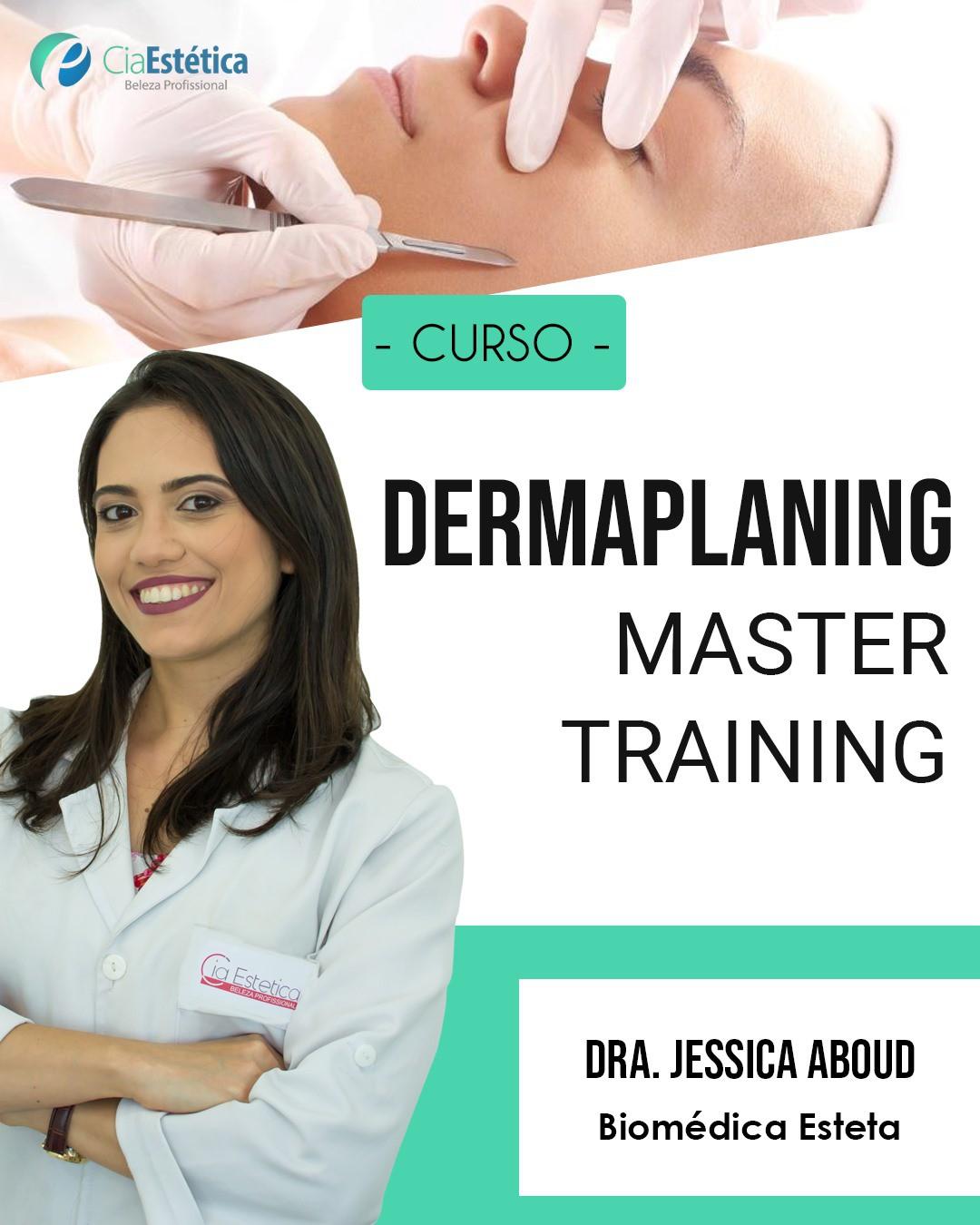 Curso Master Training  Dermaplaning
