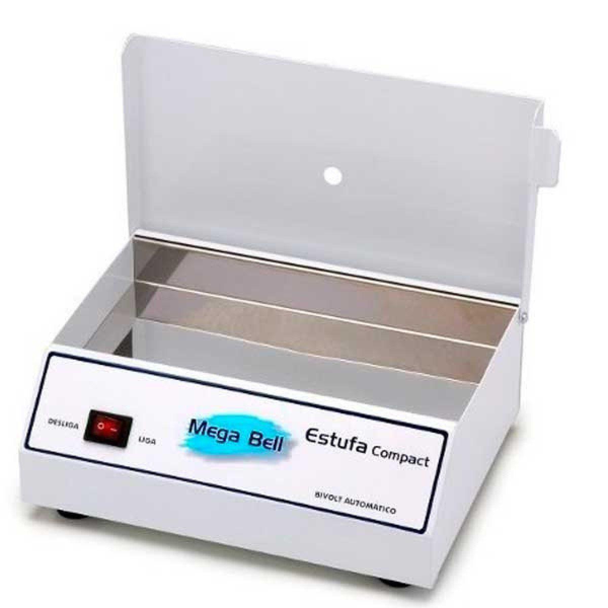 Estufa Compact Esterelix - Mega Bell