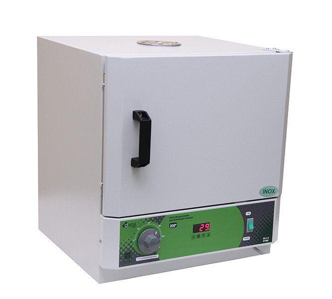 Estufa - Digital Timer Micro processadas SX1.3 DTME / 85 litros - Sterilifer