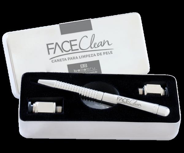 Face Clean – Vácuo- Bellabru
