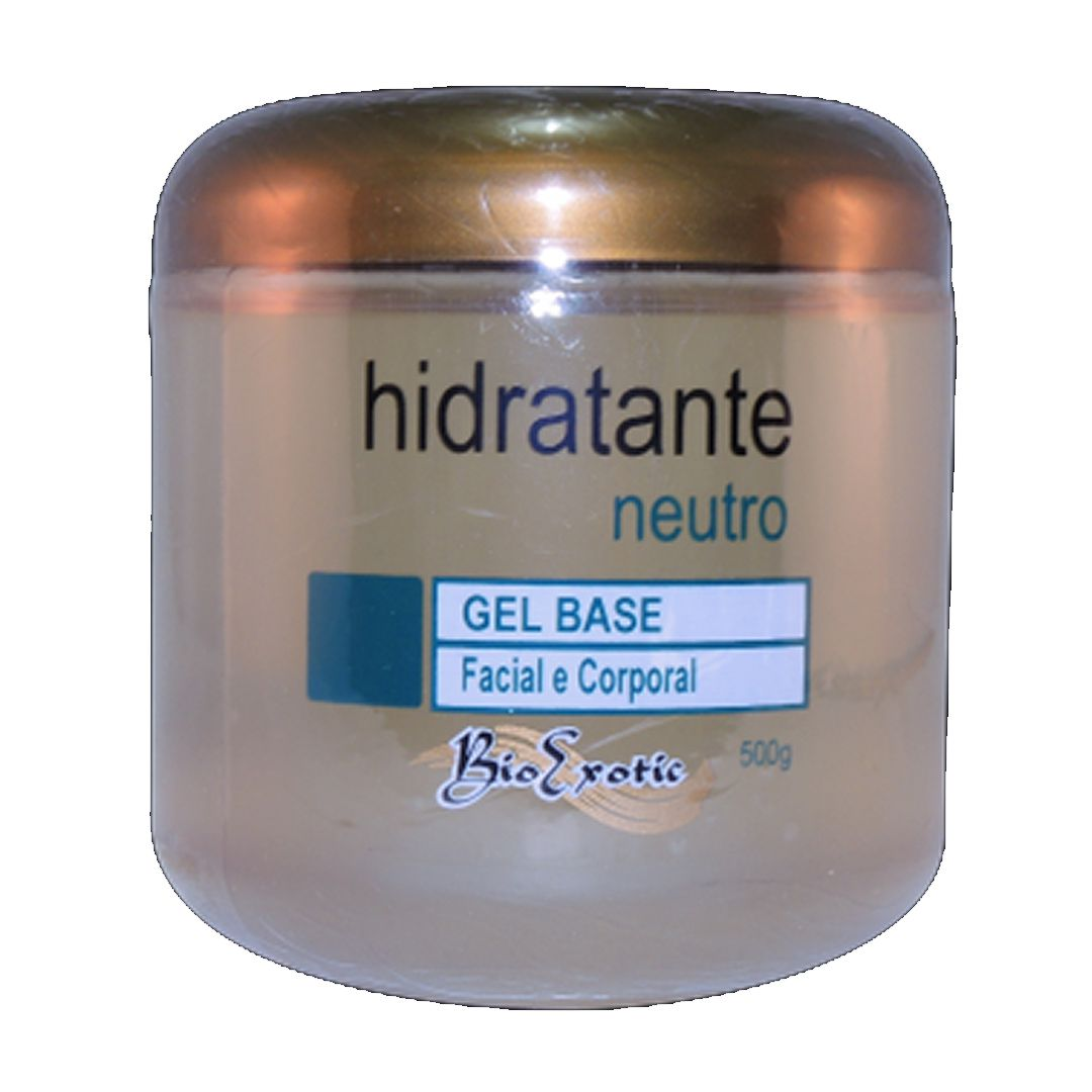 Gel base Hidratante Neutro- Bio exotic