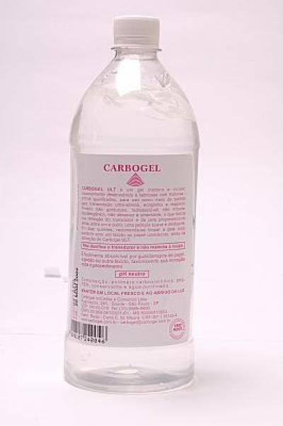 Gel Carbogel - Herlau Atacadista