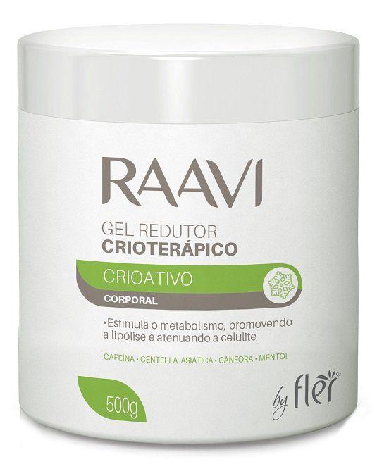 Gel Redutor Crioterápico -Raavi