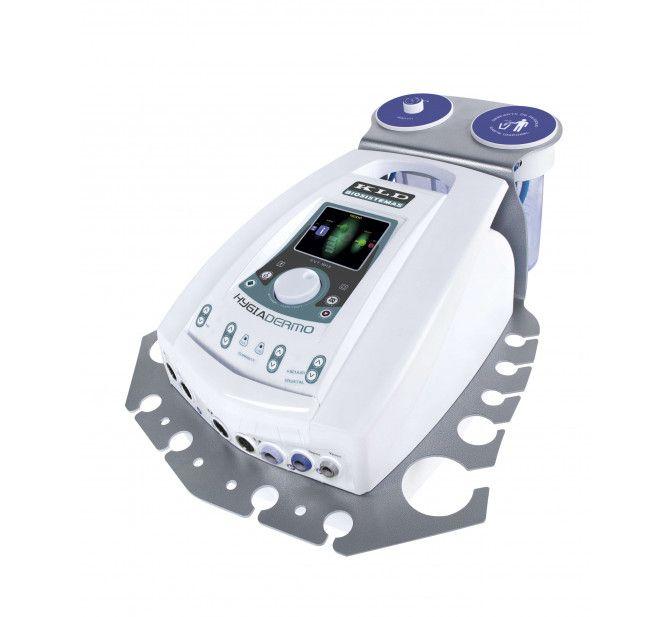 Hygiadermo Aqua Kld - Aparelho de Peeling de Água, Vácuo, Alta Frequência e Correntes Elétricas-KLD