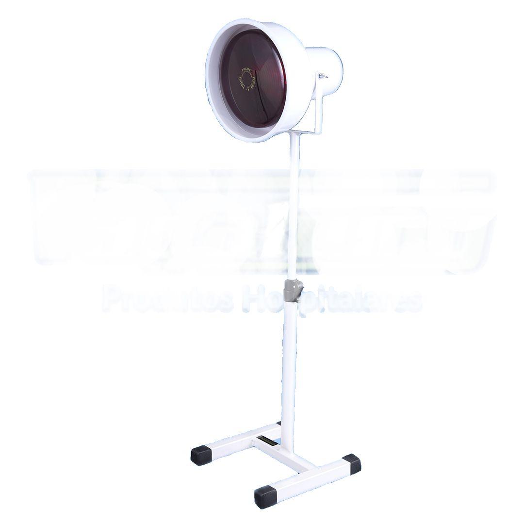 Suporte mesa para Lâmpada Infra Vermelho c/ Refletor - Vagalumy