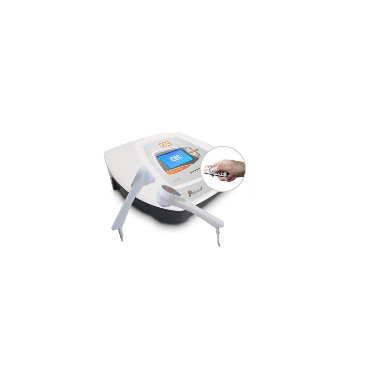 Intracell-  Eletroporação Mesoterapia Virtual/ Cecbra