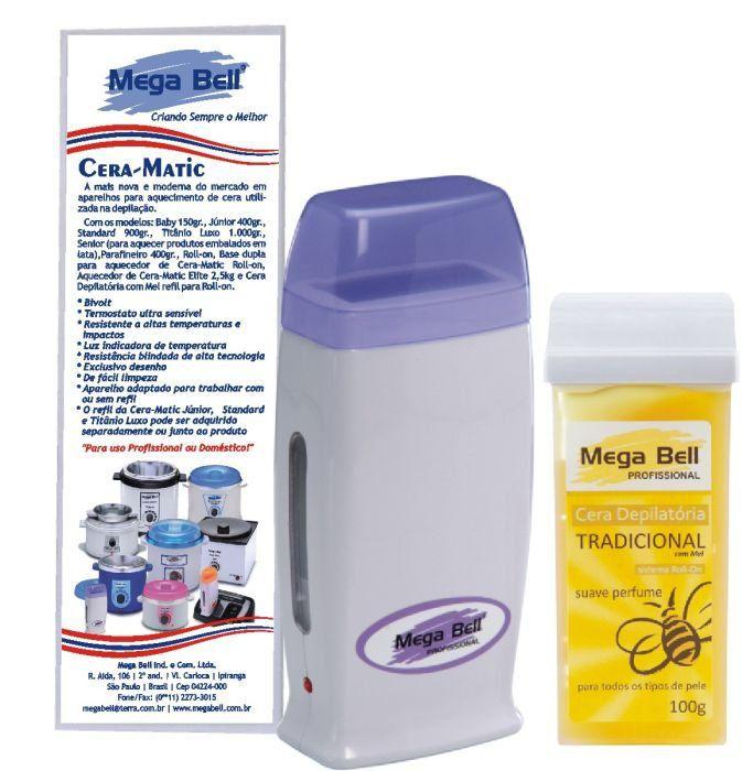 KIT Cera Matic Roll-On - Mega Bell