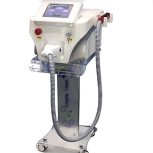 Laser ND YAG Q-Switched 2.000w de potência