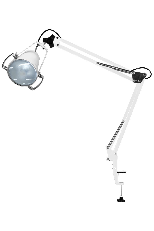 Luminária com Foco De Luz Fria Concentrado De Led Apoio de mesa - Estek