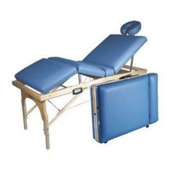 Maca Portátil Massagem Inclinável 3 Posições Canopus - Legno