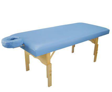 Maca De Massagem Fixa Com Altura Regulável e Orifício Plêiades Light - Legno