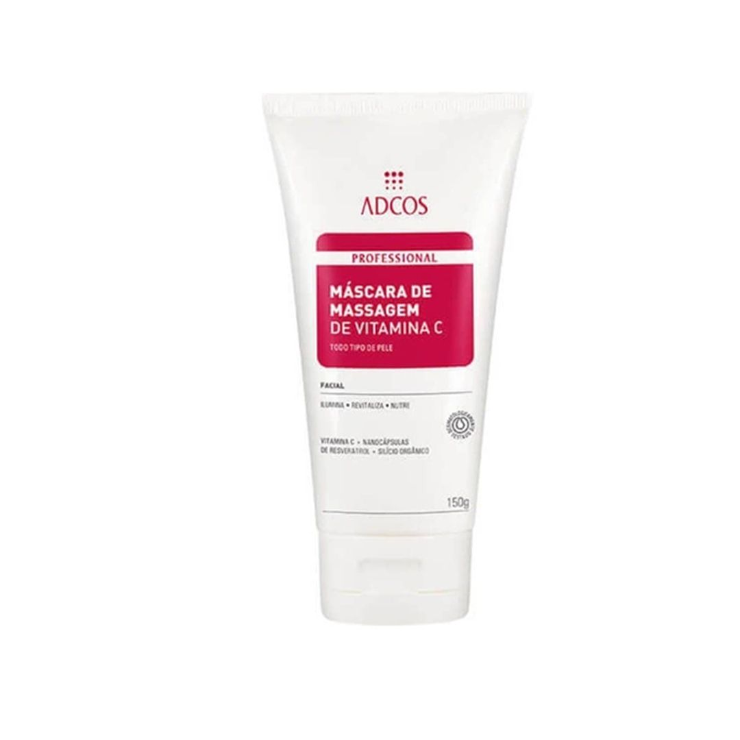 Máscara de Massagem de Vitamina C 150g - Adcos