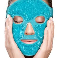 Máscara Facial em Gel - Santa Clara