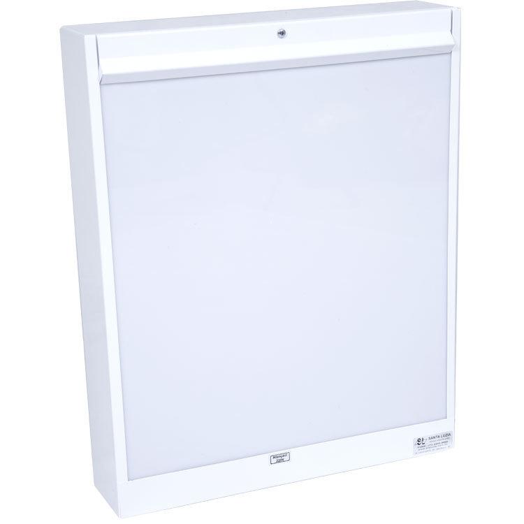 Negatoscópio Branco Simples 110/220  44x35