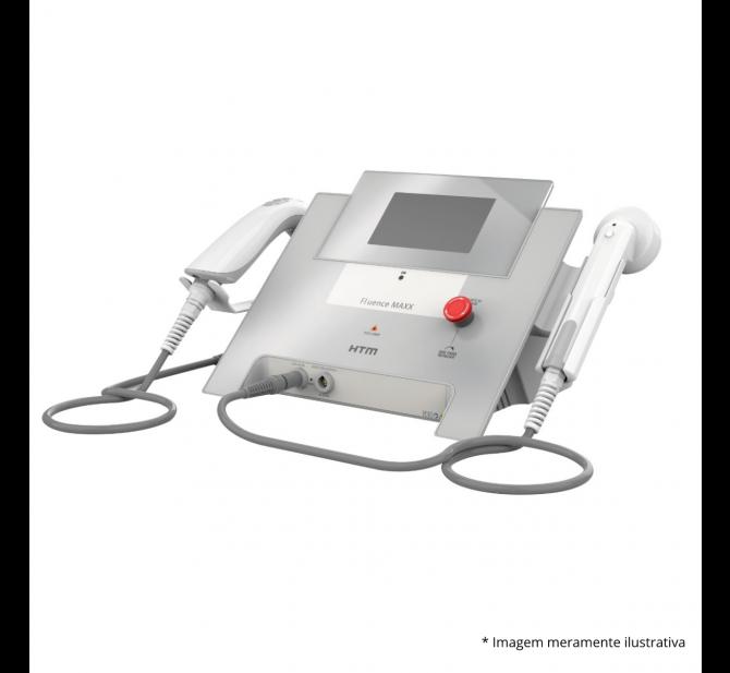 Novo Fluence Maxx HTM - Aparelho de Fototerapia por Laser e Led