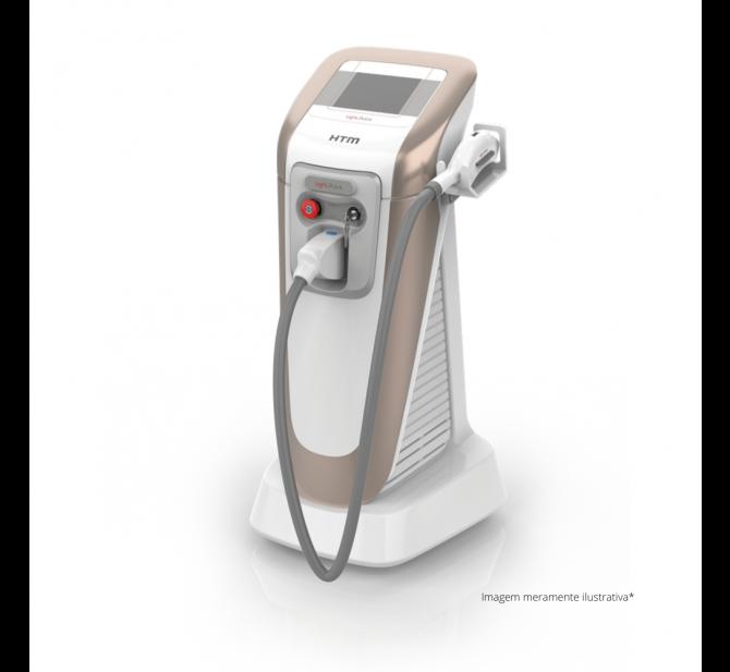 Novo Light Pulse HTM - Aparelho de Luz Intensa Pulsada para Estética