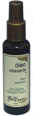Óleo Para Banho e Massagem Relaxante - Bio Exotic