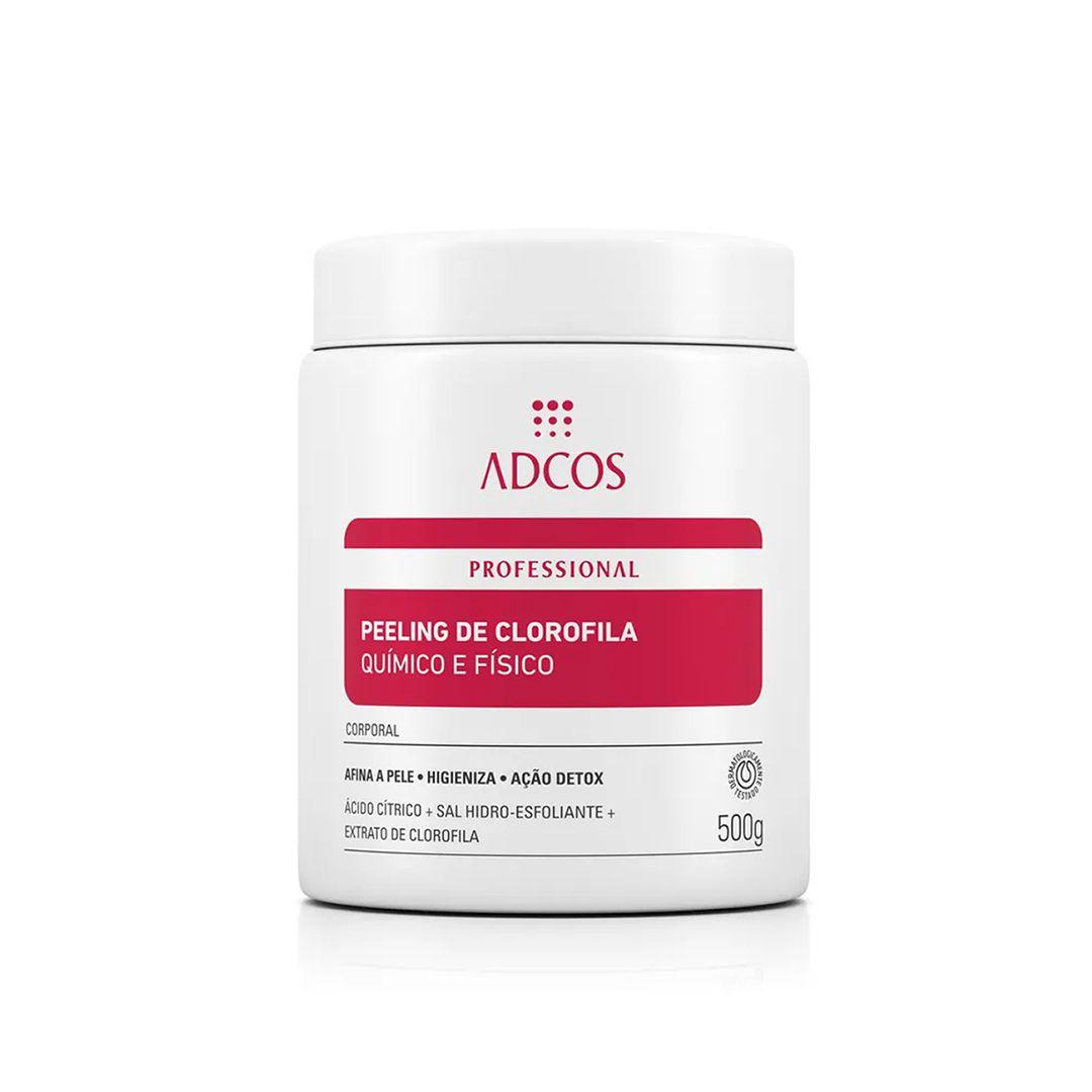 Peeling de Clorofila Químico e Físico 500g - Adcos