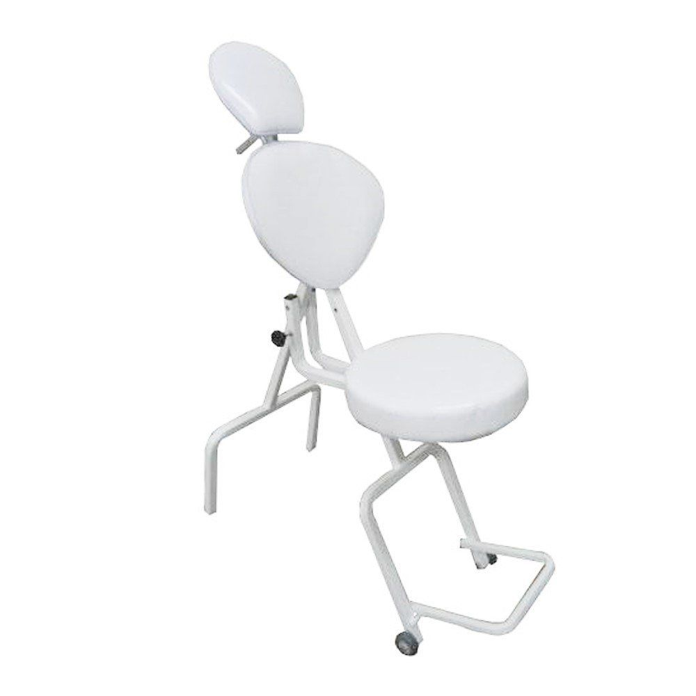 Cadeira Portátil para Maquiagem - Ramsor