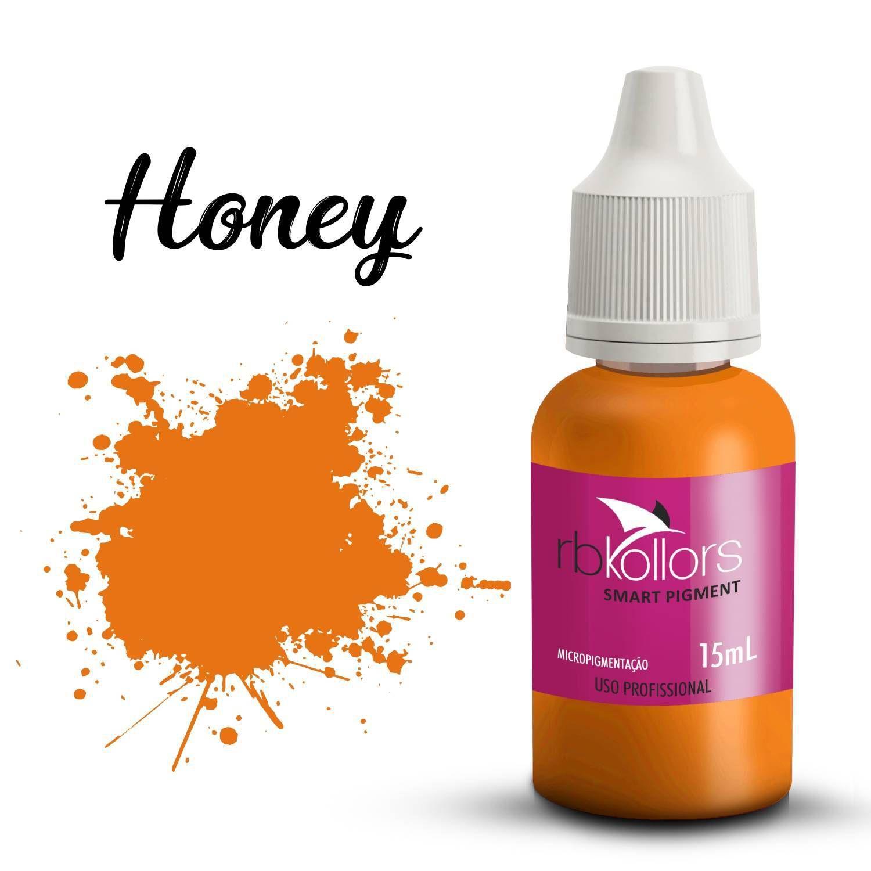 Pigmento Rb Kollors  Honey - 15ml