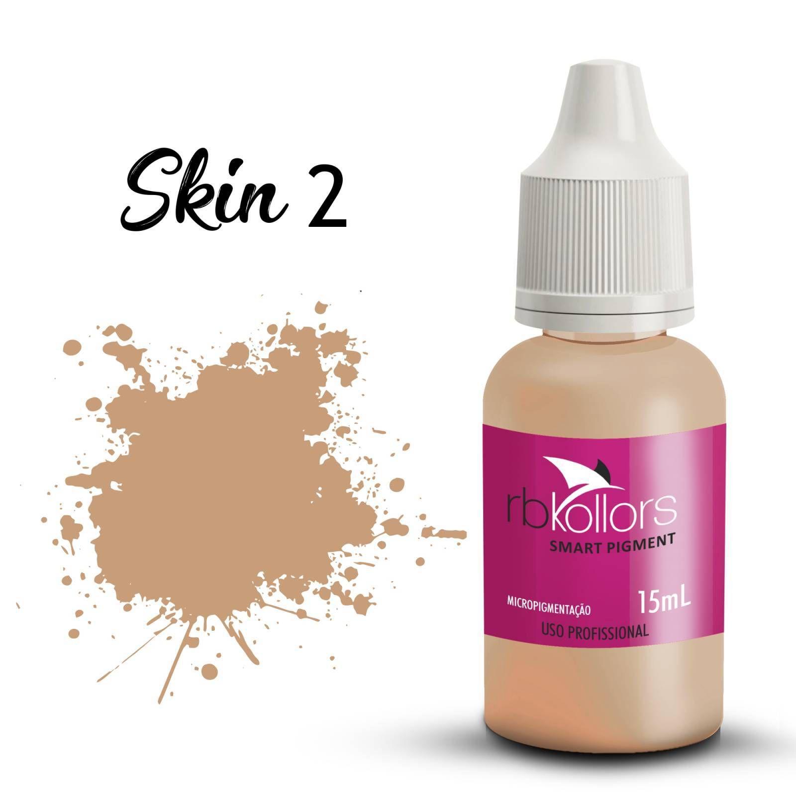 Pigmento Rb Kollors Skin 2 - 15ml