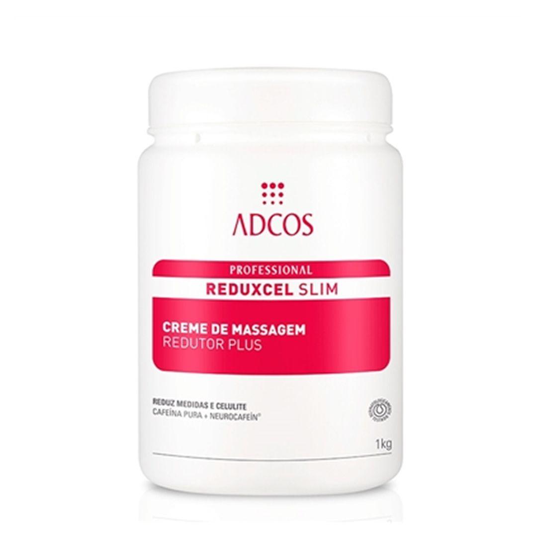 Reduxcel Slim Creme de Massagem Redutor Plus 1kg /Adcos