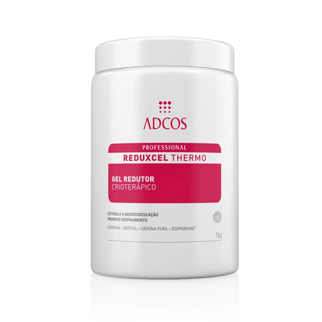 Reduxcel Thermo Gel Redutor Crioterápico 1kg - Adcos
