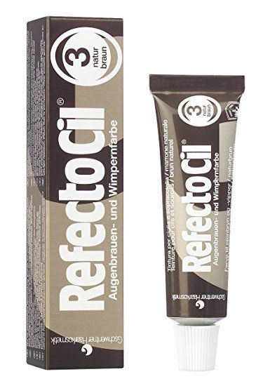 RefectoCil Castanho Natural 3 (Natural Brown)