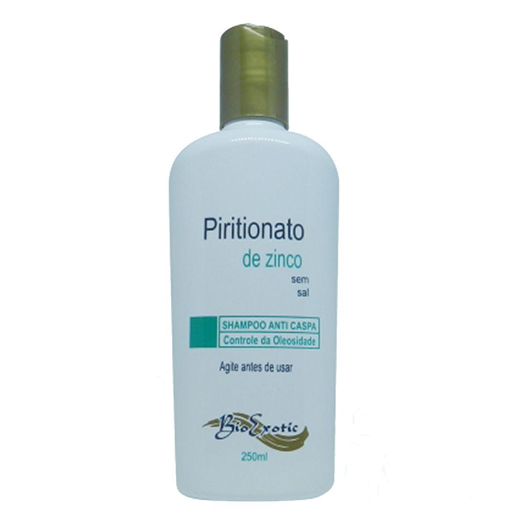 Shampoo de piritionato-Bio exotic