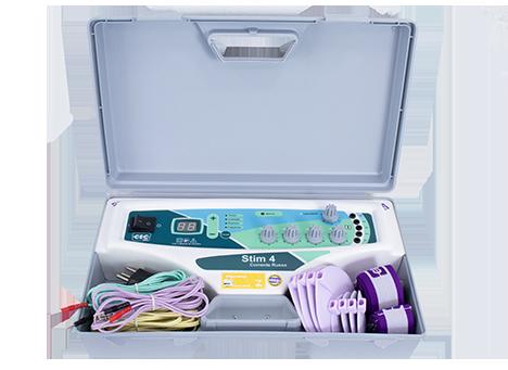 stim 4 ( Eletroestimulação Corporal e Facial)- Cecbra