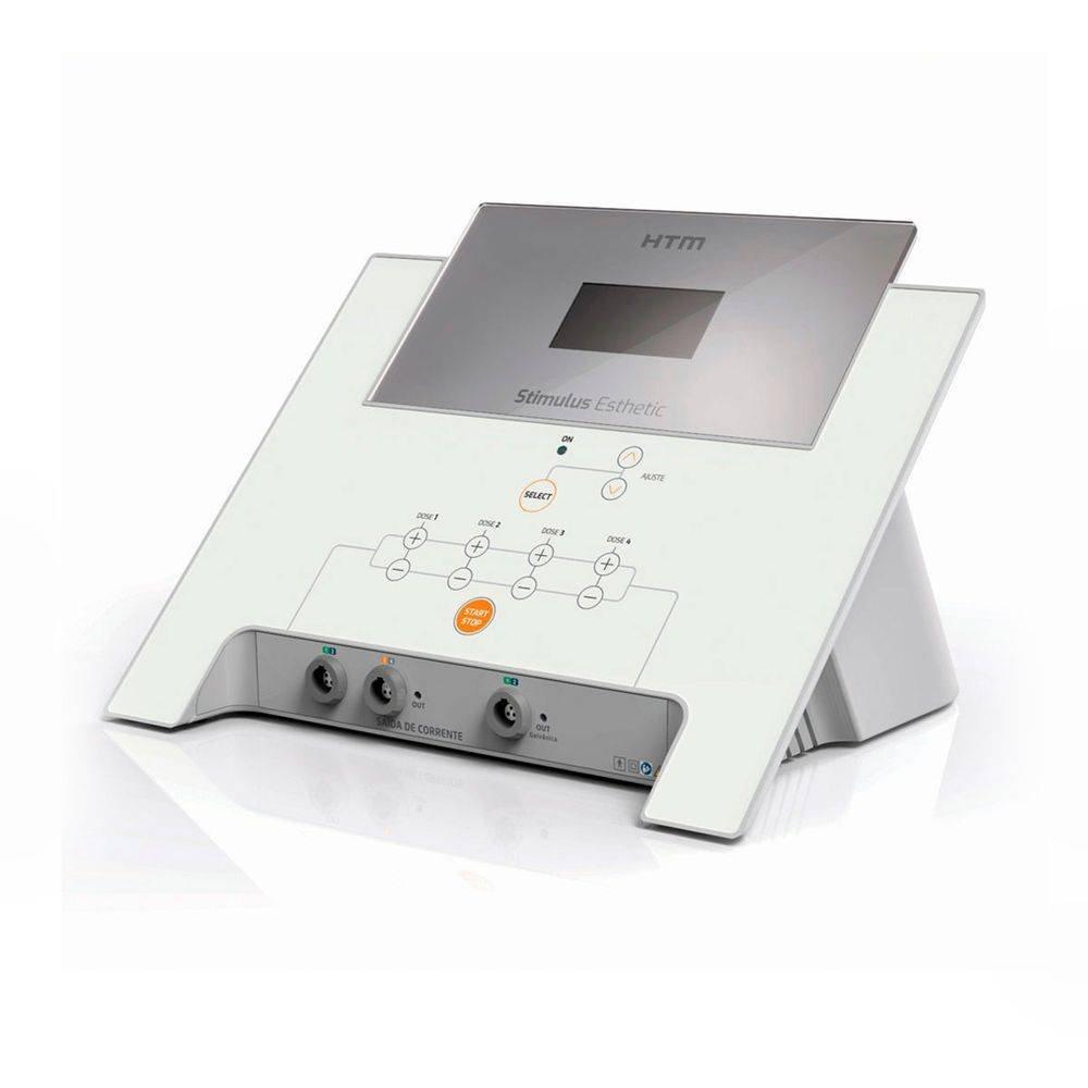 Novo Stimulus Esthetic Plataforma compacta de eletroestimulação - HTM
