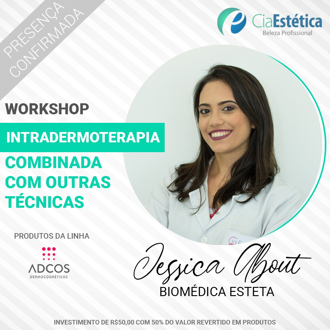 Workshop Intradermoterapia Combinada com outras técnicas