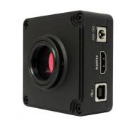 CÂMERA PARA MICROSCÓPIO 28MP COM ZOOM DIGITAL E ENTRADA HDMI E SOFTWARE PARA COMPUTADOR