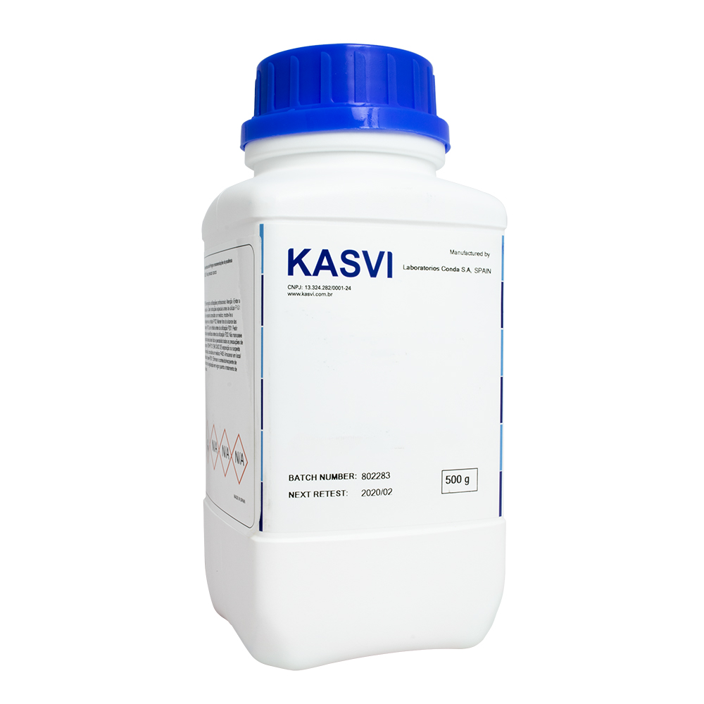 AGAR SABOURAUD DEXTROSE FRASCO 500G K25-1024 KASVI