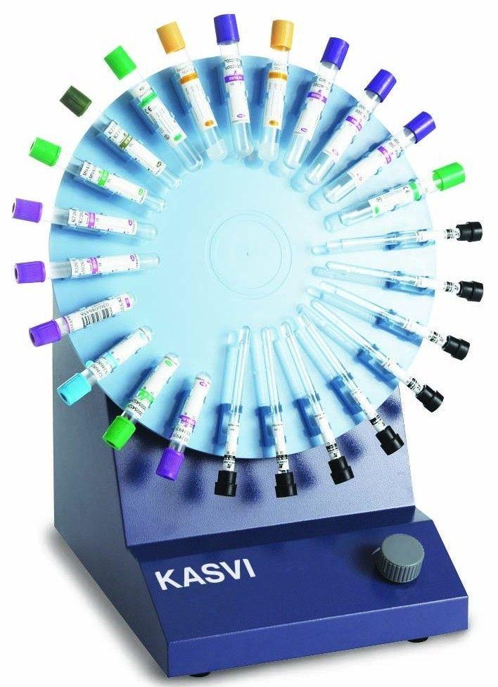 AGITADOR (HOMOGENEIZADOR) BASIC ROTOR VELOCIDADE 0-32RPM REF K45-3210 KASVI