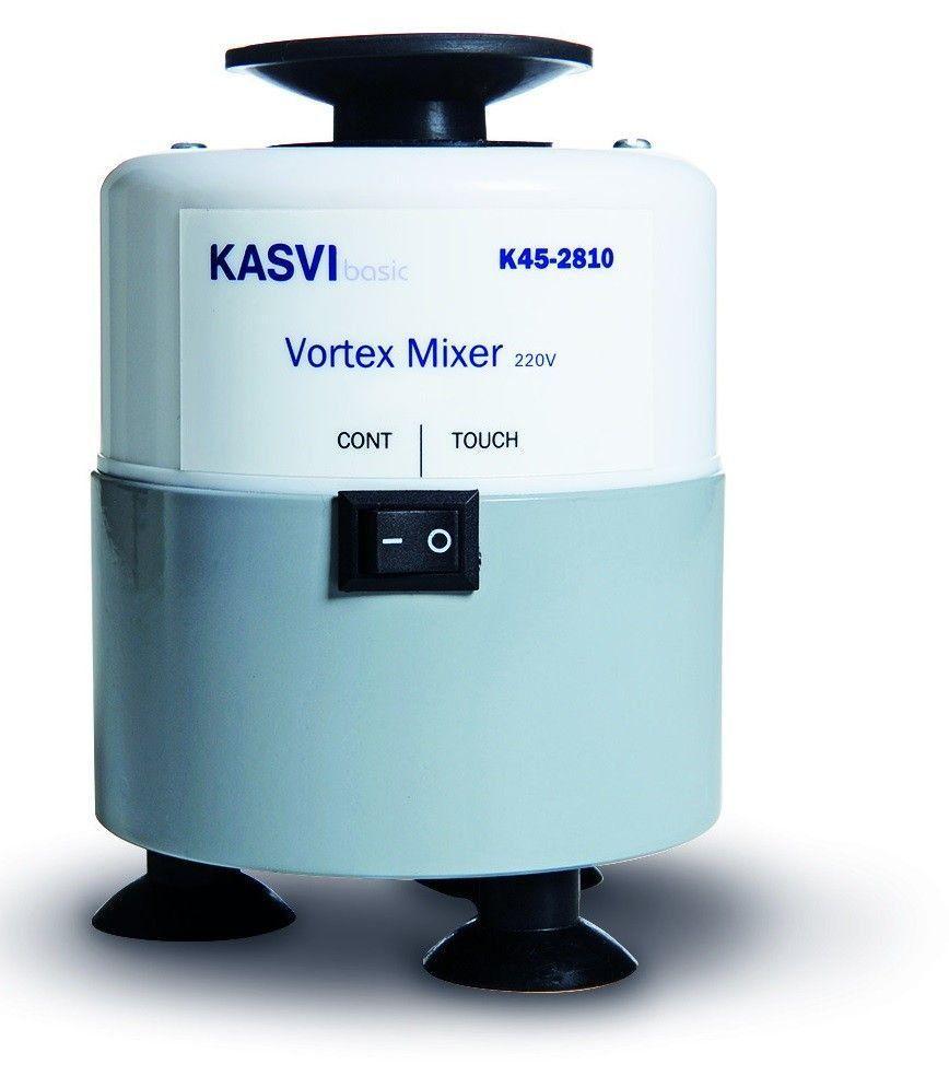 AGITADOR VORTEX BASIC VELOCIDADE 2800 RPM KASVI