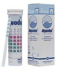 AQUADUR - DUREZA DE AGUA 3-25 D EM TIRAS (SEM ESCALA)