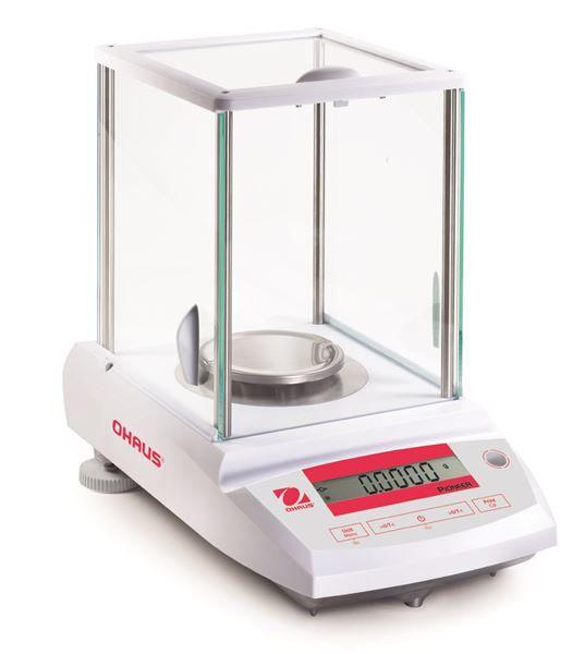 BALANÇA ANALITICA CAPACIDADE 210G 0,0001 (0,1MG) CALIBRAÇÃO EXTERNA PA214P OHAUS