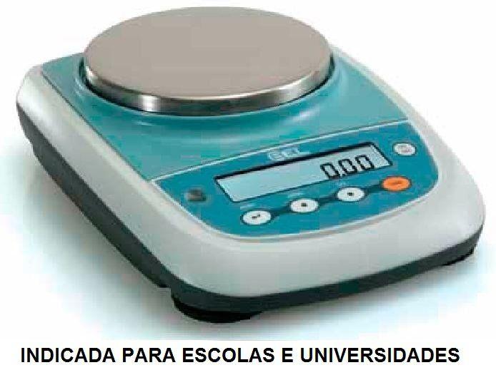BALANÇA DIGITAL CENTESIMAL 0,01G LINHA S BEL - INDICADA PARA ESCOLAS E UNIVERSIDADES