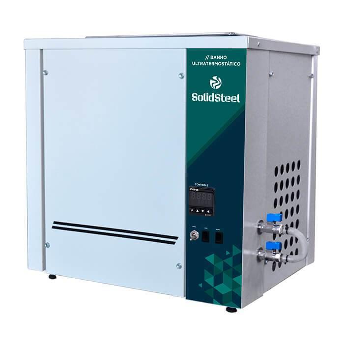 BANHO ULTRATERMOSTATICO DIGITAL COM CIRCULAÇÃO E REFRIGERAÇÃO -10+100°C SSDu