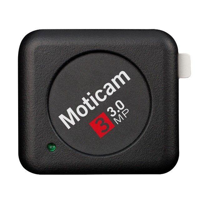 CÂMERA PARA MICROSCOPIA 3 MP REF 0621 MOTIC